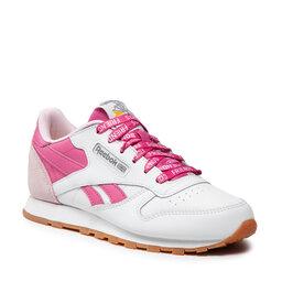 Reebok Взуття Reebok Cl Lthr Junior S29113 Ftwwht/Frober/Trupnk