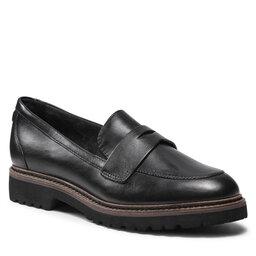 Tamaris Сліпери Tamaris 1-24703-27 Black Leather 003