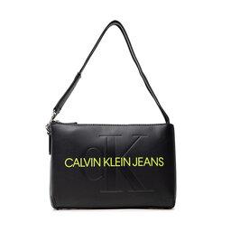 Calvin Klein Jeans Rankinė Calvin Klein Jeans Sculpted Shoulder Pouch Mono K60K608689 BDS