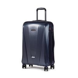 Wittchen Середня тверда валіза Wittchen 56-3P-122-90 Cиній
