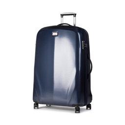 Wittchen Велика тверда валіза Wittchen 56-3P-573-90 Cиній