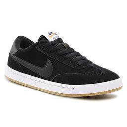 Nike Взуття Nike Sb Fc Classic 909096 001 Black/Black/White/Vivid Orange