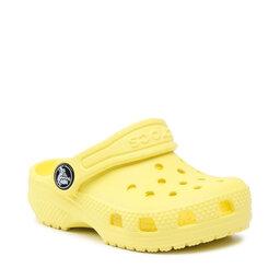 Crocs Шльопанці Crocs Classic Clog K 204536 Banana