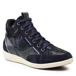 Geox Laisvalaikio batai Geox D Myria A D1668A 022PZ C4264 Navy/Blue