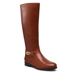 Lauren Ralph Lauren Jojikų batai Lauren Ralph Lauren Bradleigh 802850281003 Polo Tan