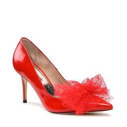 Custommade Туфлі на шпильці Custommade Aljo Bow 999622013 Persian Red 281