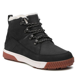 The North Face Aulinukai The North Face Sierra Mid Lace Wp NF0A4T3XR0G1 Tnf Black/Gardenia White
