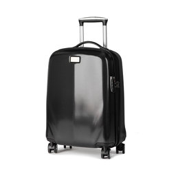 Wittchen Мала тверда валіза Wittchen 56-3P-571-10 Чорний