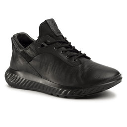 ECCO Laisvalaikio batai ECCO St.1 Lite M GORE-TEX 50422401001 Black