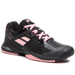 Babolat Взуття Babolat Propulse Ac Junior 33S20478 Black/Geranium Pink