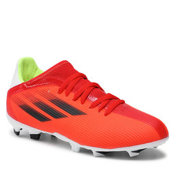 adidas Batai adidas X Speedflow.3 Fg J FY3304 Red/Cblack/Solred