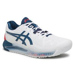 Asics Взуття Asics Gel-Resolution 8 1041A079 White/Mako Blue 103