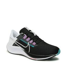 Nike Взуття Nike Air Zoom Pegasus 38 CW7356 003 Black/Metalic Silver/White