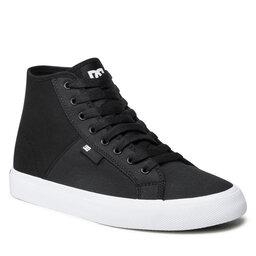 DC Laisvalaikio batai DC Manual Hi Txse ADYS300644 Black/White (BKW)