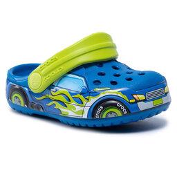 Crocs Шльопанці Crocs Fitruckbandclog K 207074 Bright Cobalt