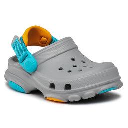 Crocs Шльопанці Crocs All Terrain Clog K 207011 Light Grey