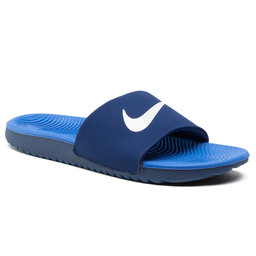 Nike Шльопанці Nike Kawa Slide (GS/PS) 819352 404 Blue Void/Signal Bue