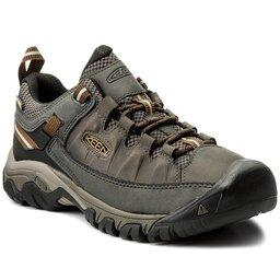 Keen Трекінгові черевики Keen Targhee III Wp 1017784 Black Olive/Golden Brown