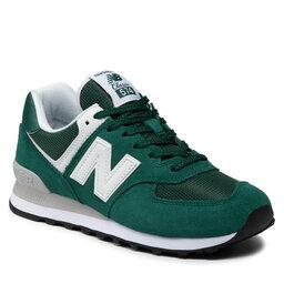 New Balance Laisvalaikio batai New Balance ML574RO2 Žalia