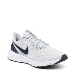 Nike Взуття Nike Revolution 5 BQ3204 018 Pure Platinum/Thunder Blue