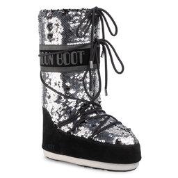 Moon Boot Снігоходи Moon Boot Classic Disco 14025200 Black