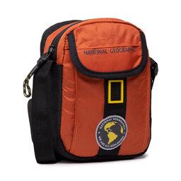 National Geographic Плоска сумка National Geographic Utility Bag N16983.69 Orange