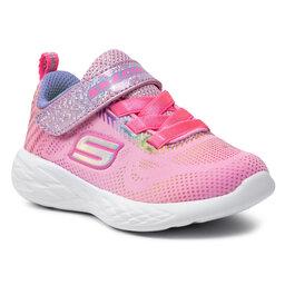 Skechers Batai Skechers Shimmer Speeder 302031N/LPMT Light Pink/Multi