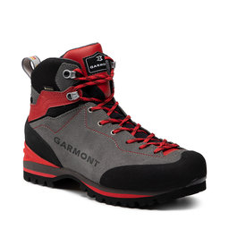 Garmont Трекінгові черевики Garmont Ascent Gtx GORE-TEX 002462 Grey/Red
