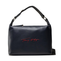 Tommy Hilfiger Rankinės Tommy Hilfiger Iconic Tommy Hobo Sign AW0AW10472 DW5