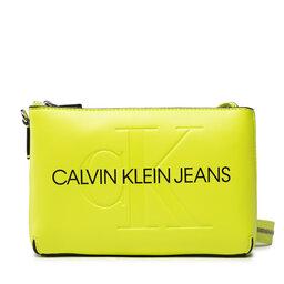 Calvin Klein Jeans Rankinė Calvin Klein Jeans Sculpted Shoulder Pouch Mono K60K608689 LAG