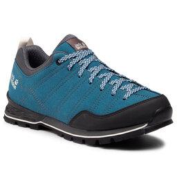 Jack Wolfskin Трекінгові черевики Jack Wolfskin Scrambler Low M 4036701 Blue/White