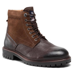 Pepe Jeans Черевики туристичні Pepe Jeans Ned Boot Comb PMS50209 Brown 878