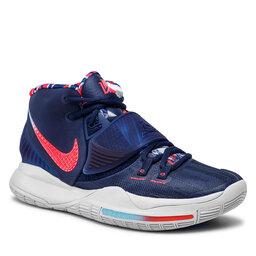 Nike Взуття Nike Kyrie 6 BQ4630 402 Midnight Navy/Laser Crimson