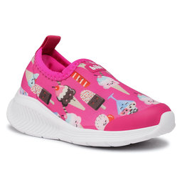 Bibi Laisvalaikio batai Bibi Fly Baby 1136049 Print/Pink New