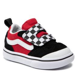 Vans Laisvalaikio batai Vans Comfycush New Sko VN0A4TZH35U1 (Checkerboard) Black/Red