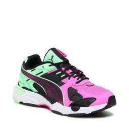Puma Снікерcи Puma LQD Cell Extol Old Circuits 374034 04 Puma Black/Luminos Pink