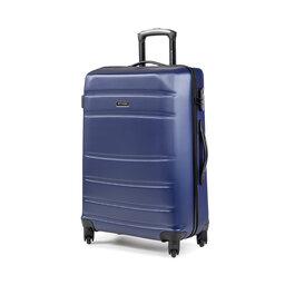 Wittchen Середня тверда валіза Wittchen 56-3A-652-90 Cиній