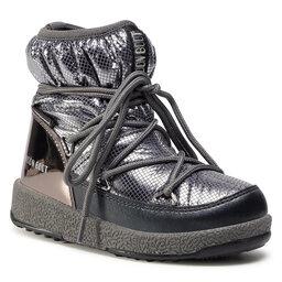 Moon Boot Снігоходи Moon Boot Jrgirl Low Nylon Premium Wp 34052300002 M Metal Gun