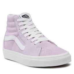 Vans Laisvalaikio batai Vans Sk8-Hi VN0A32QG9G41 (Pig Suede)Orchidicesnwwht