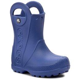 Crocs Гумові чоботи Crocs Handle It Rain Boot Kids 12803 Cerulean Blue