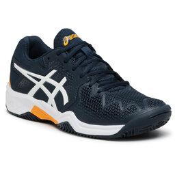Asics Взуття Asics Gel-Resolution 8 Clay Gs 1044A019 French Blue/White 403