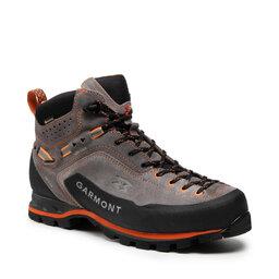 Garmont Трекінгові черевики Garmont Vetta Gtx GORE-TEX 002425 Dark Grey/Orange