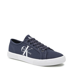 Calvin Klein Jeans Кросівки Calvin Klein Jeans Vulcanized Sneaker Laceup Co YM0YM00254 Night Sky CHW