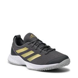 adidas Взуття adidas Court Control H00943 Gresix/Goldmt/Ftwwht