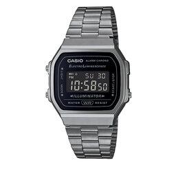 Casio Laikrodis Casio A168WEGG-1BEF Silver