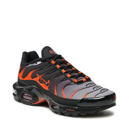 Nike Взуття Nike Air Max Plus DD7111 002 Black/Black/Team Orange