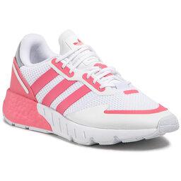 adidas Взуття adidas Zx 1K Boost G58924 Ftwwht/Hazros/Halsil