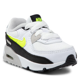 Nike Взуття Nike Air Max 90 Ltr (TD) CD6868 109 White/Hot Lime/Black
