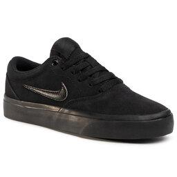 Nike Взуття Nike Sb Charge Suede (Gs) CT3112 001 Black/Black/Black
