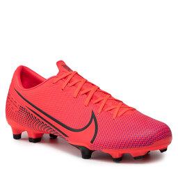 Nike Batai Nike Vapor 13 Academy Fg/Mg AT5269 606 Laser Crimson/Black